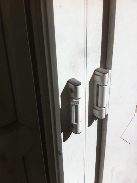 upvc door repair hinges