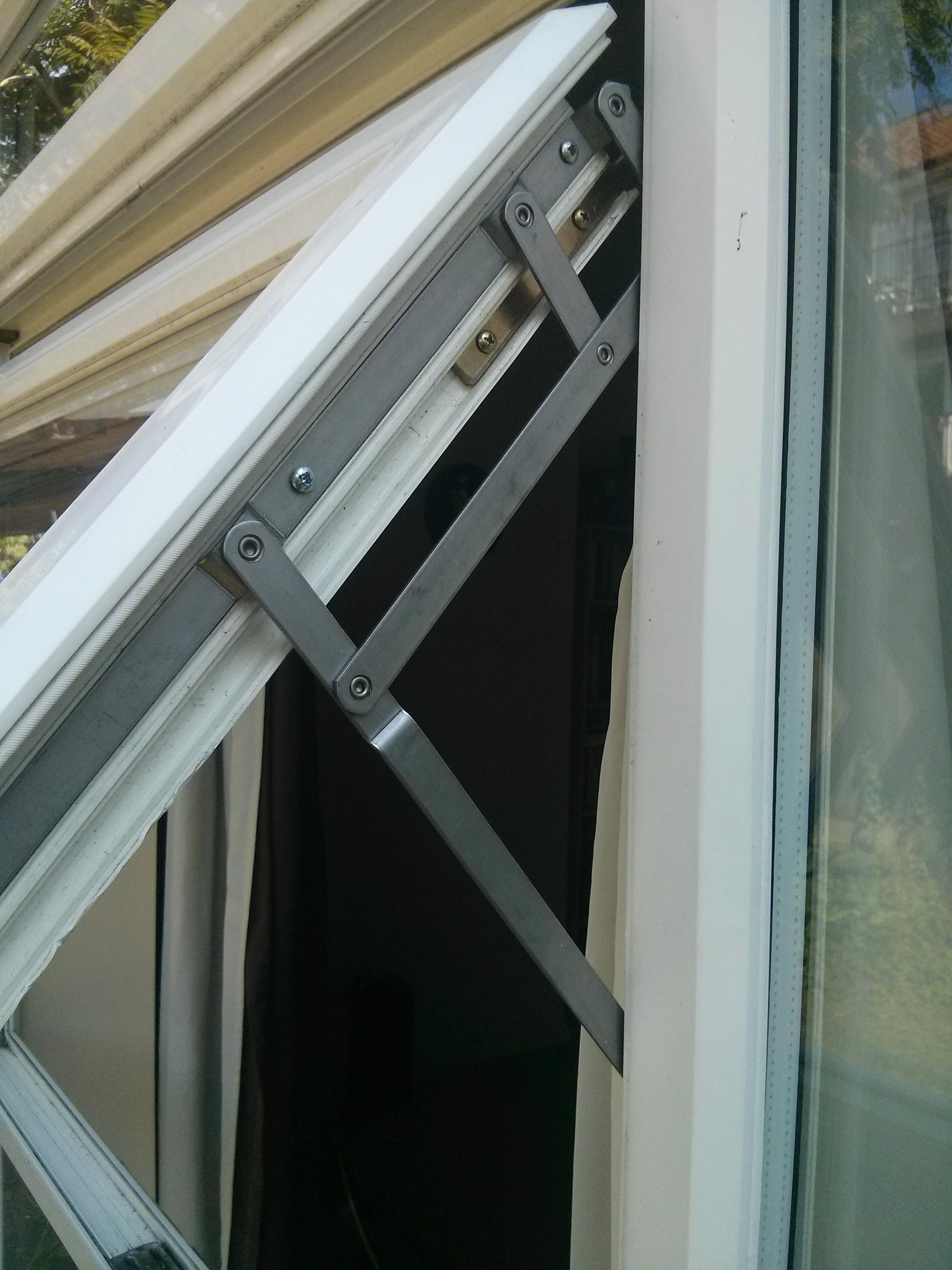 friction stay upvc window repair