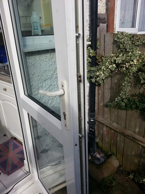 upvc door repair handle