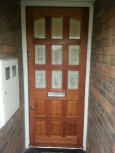 Door Fitted Kingston Upon Thames KT1 External Side