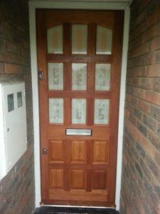 Door Fitted Kingston Upon Thames KT1 External Side