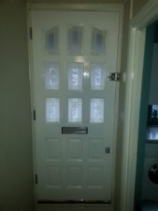 Door Fitted Kingston Upon Thames KT1 Internal Side