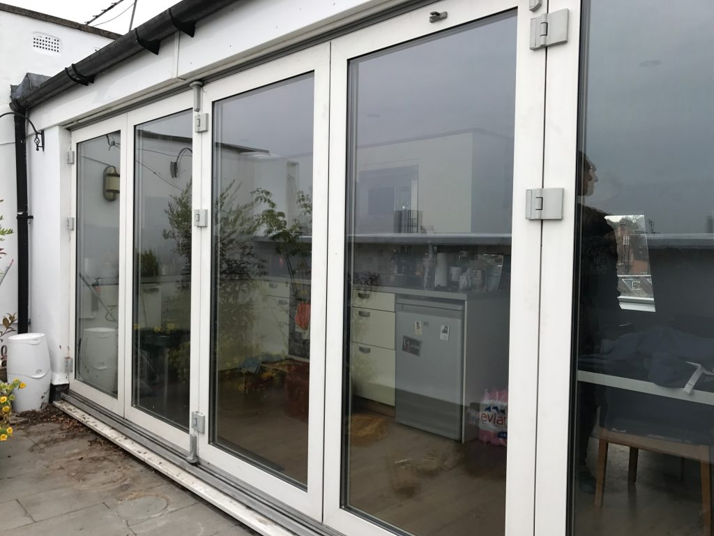 Bifold Door Repair Hampstead