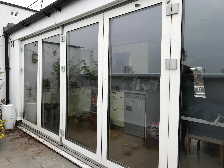 Bi-folding Door Repairs London | Repairing Bi-Fold Doors - 0208 405 4614