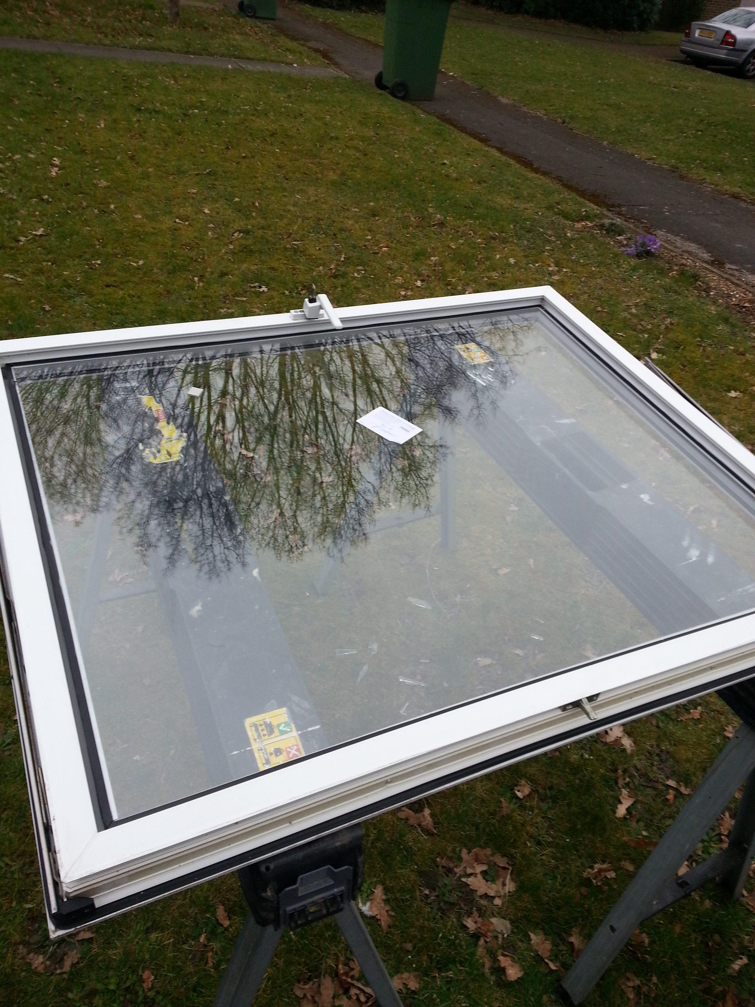 upvc door repair glass
