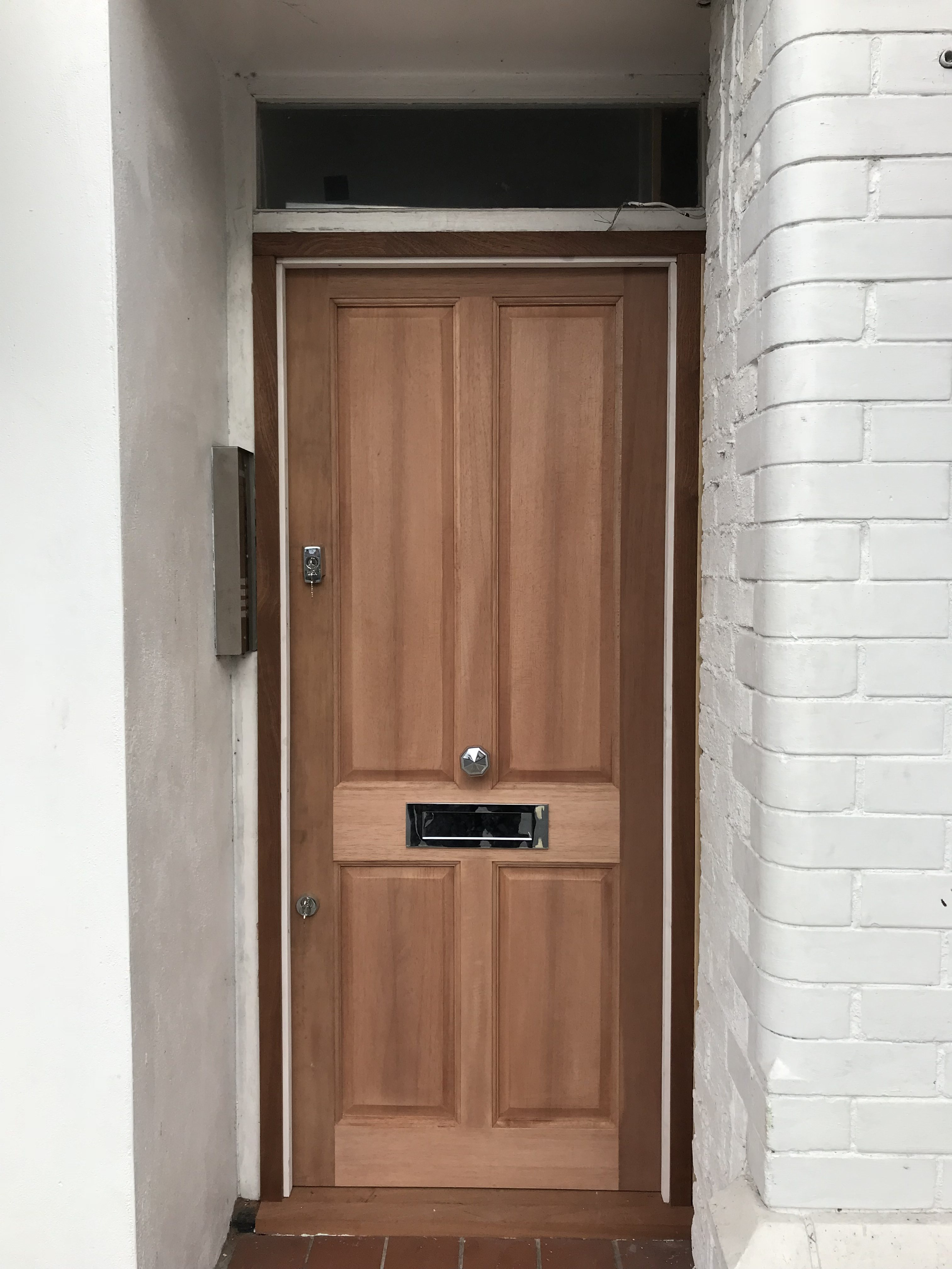 local door installers fitters installation fitting service