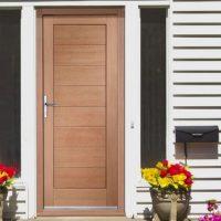 Exterior Panel Door 13