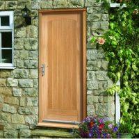 Exterior Panel Door 2