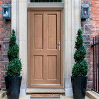 Exterior Panel Door 3