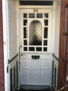 Emergency Door Installation East Ham Before