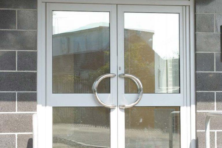 Commercial Aluminium Doors