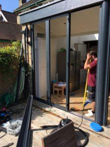 Aluminium Bi-Fold Door Repair Twickenham