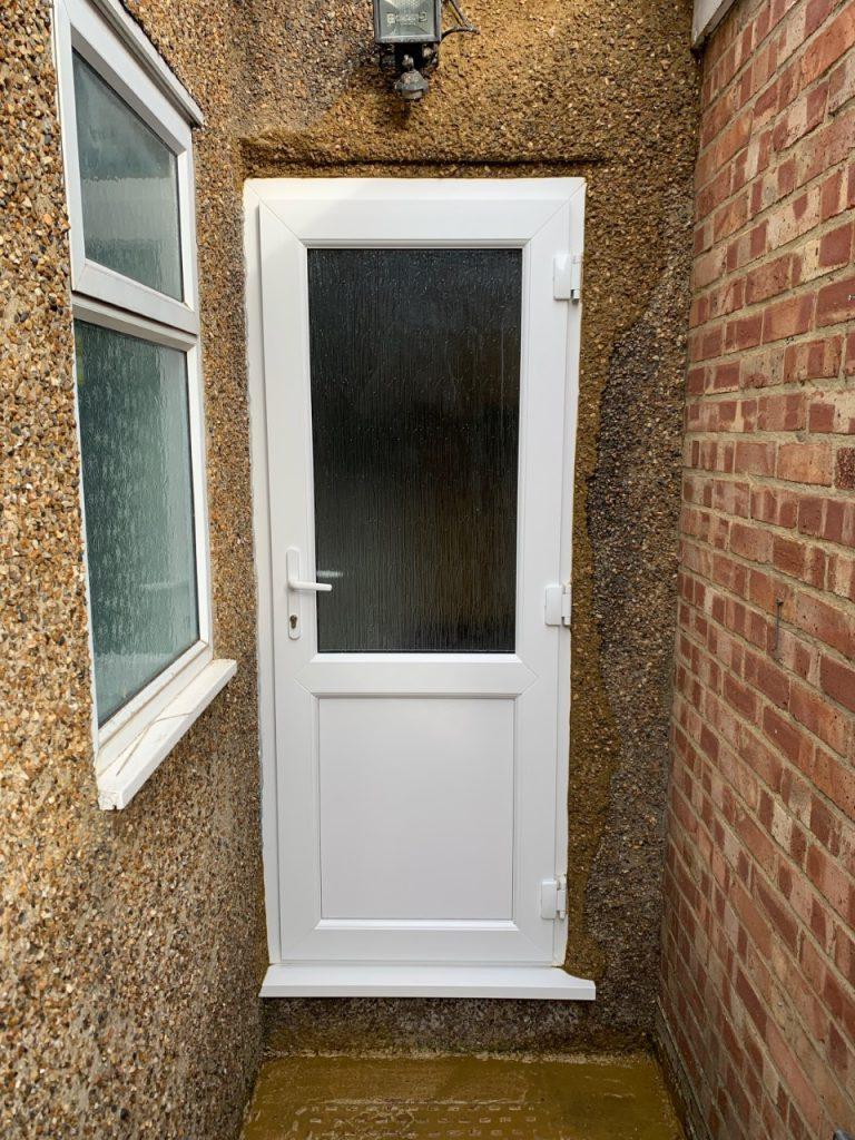 uPVC Door Fitting Service