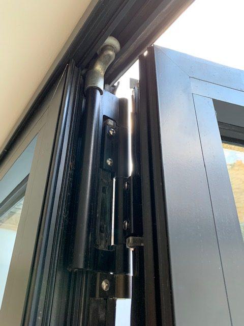 aluminium bfold door repair fulham sw6