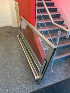 commercial door repair transom door closer