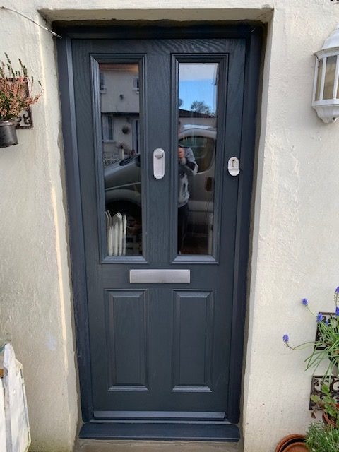Composite Door Fitted London SE21