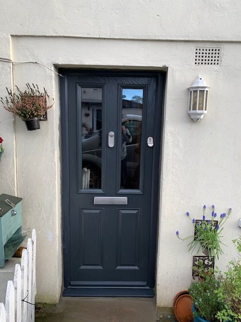 Composite Door Fitted SE21