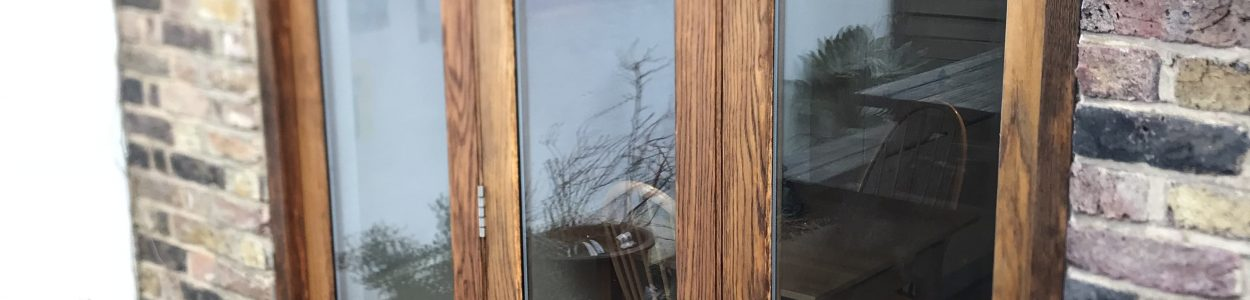 Bi-fold door repair west norwood SE27