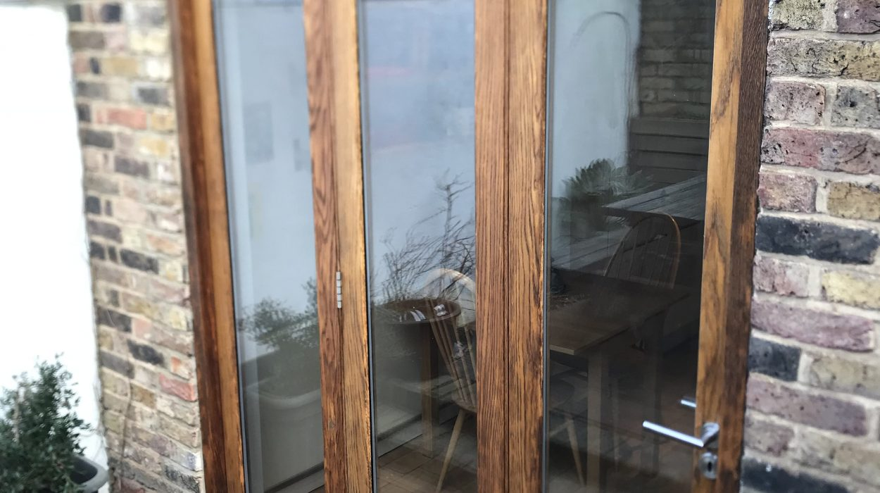 Bi-fold door repair west norwood SE27