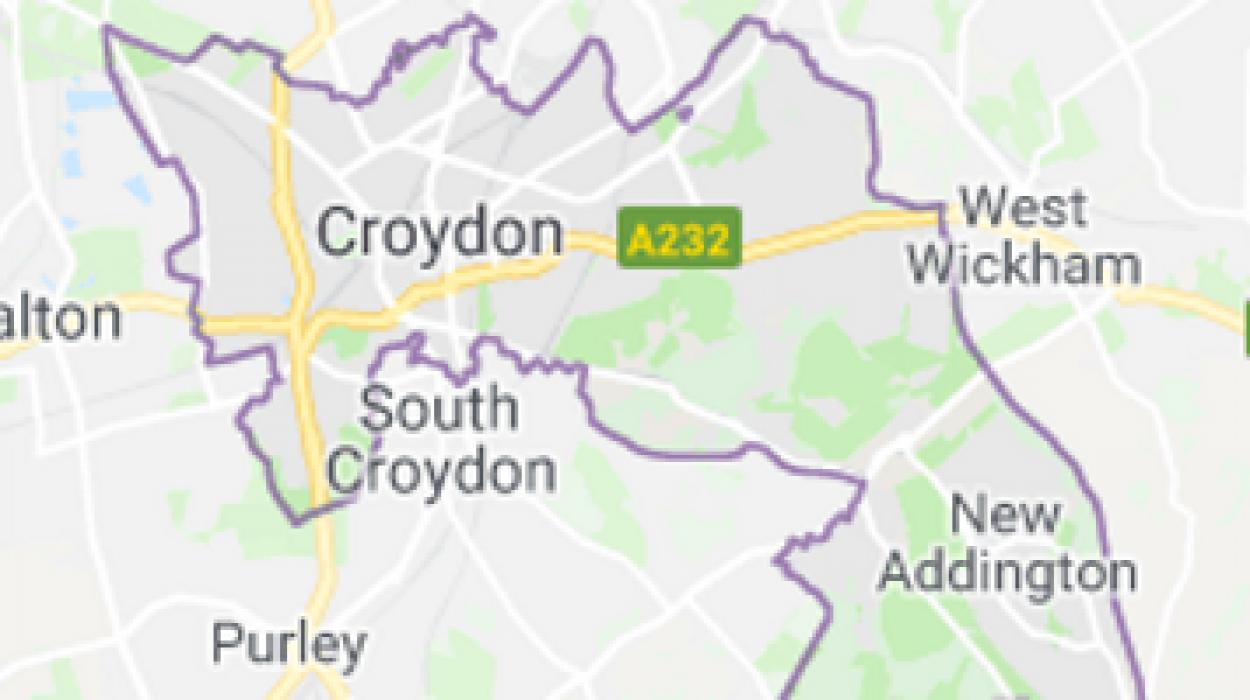 Croydon CR0