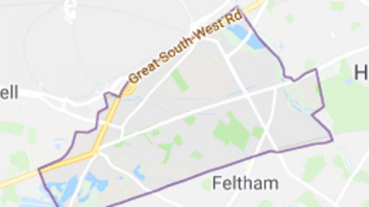 Feltham TW14