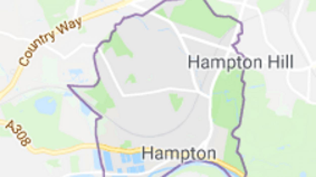Hampton TW12