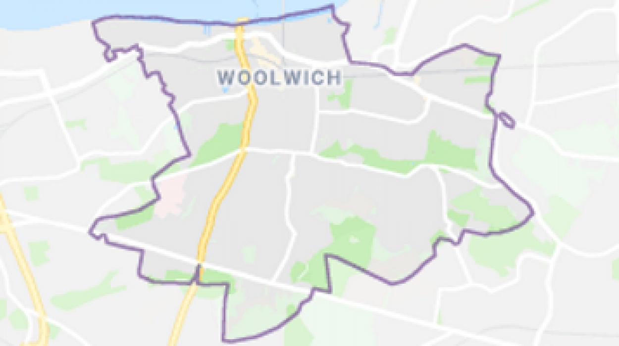 SE18 Woolwich