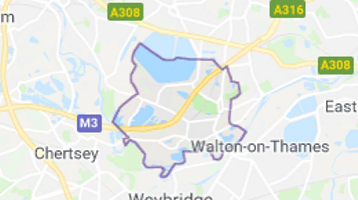 Shepperton TW17