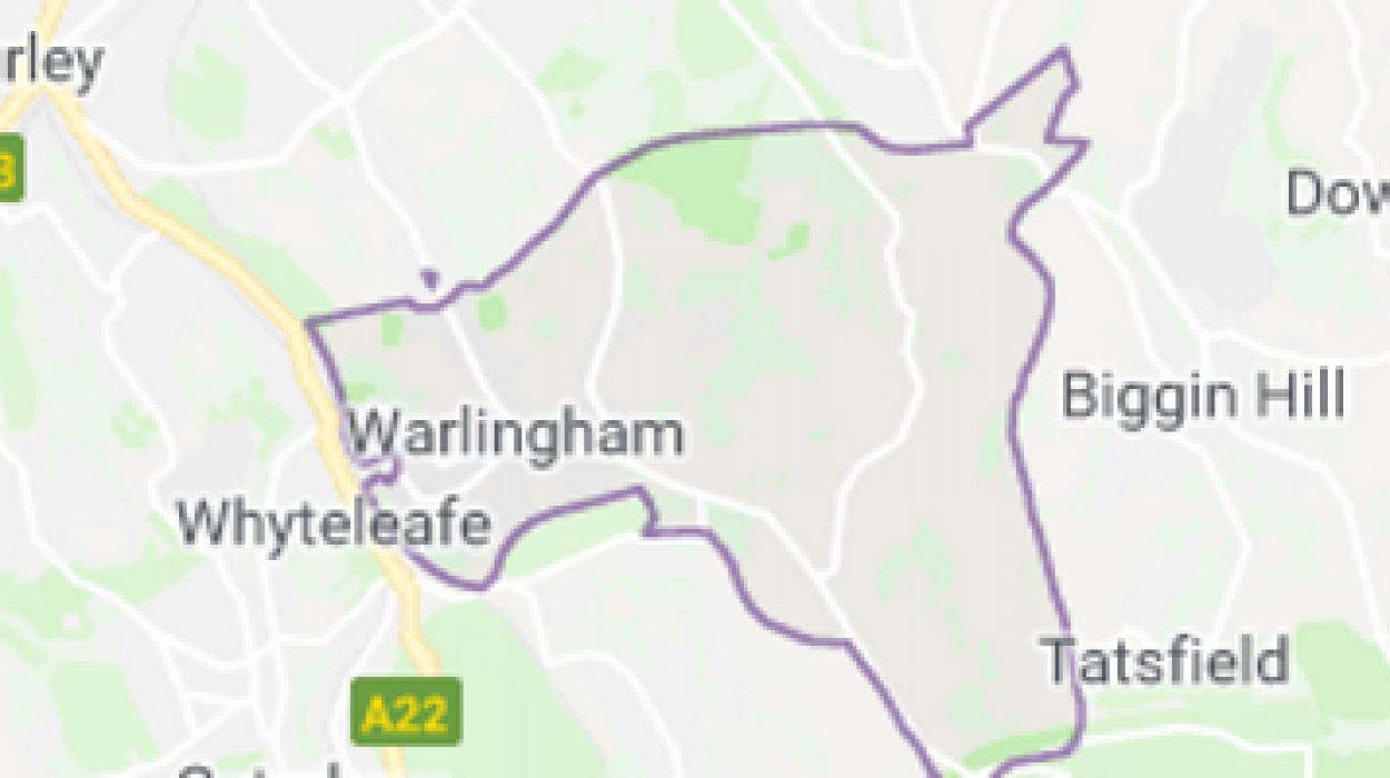 Warlingham CR6