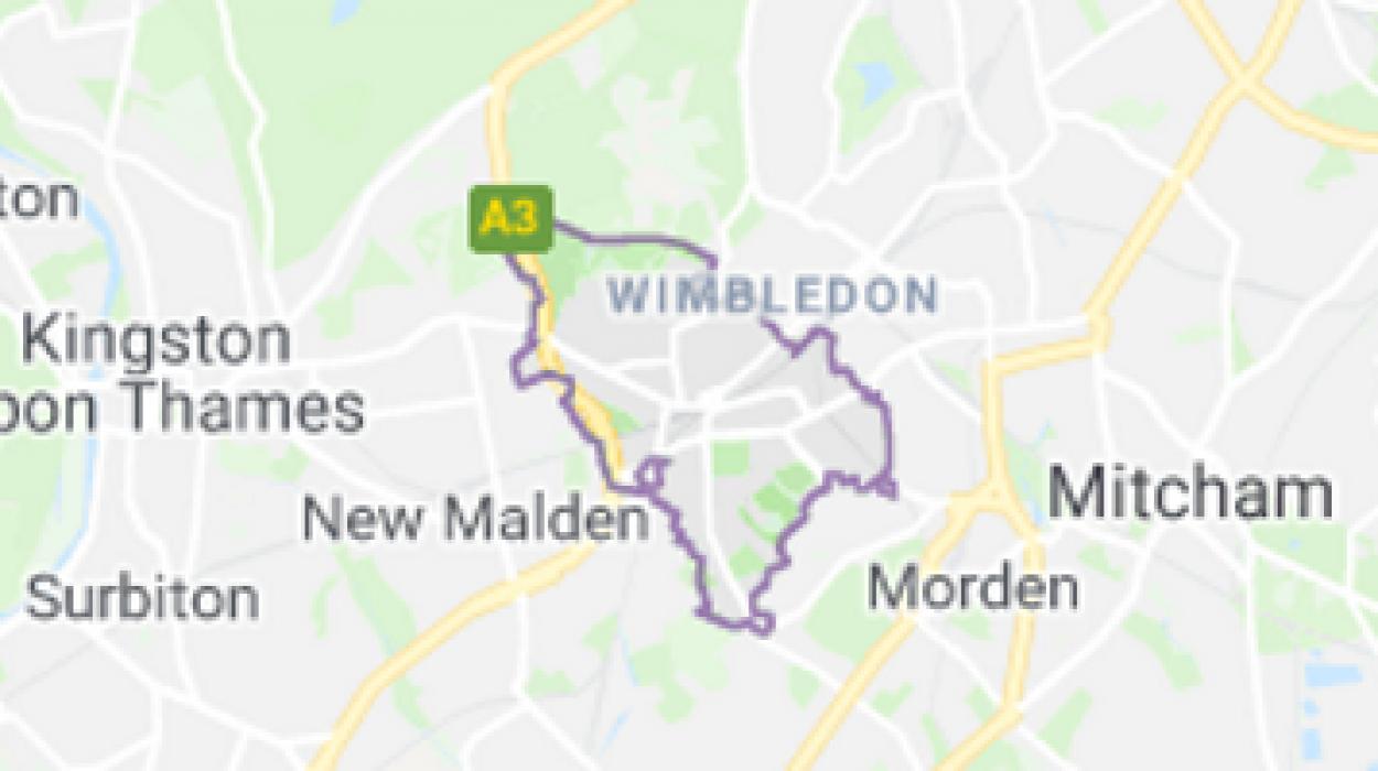 West Wimbledon SW20